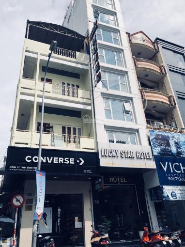 Bán nhà mặt tiền Bùi Thị Xuân, phường Bến Thành, Quận 1, đoạn đẹp nhất, DT 4.2x21m ảnh 0