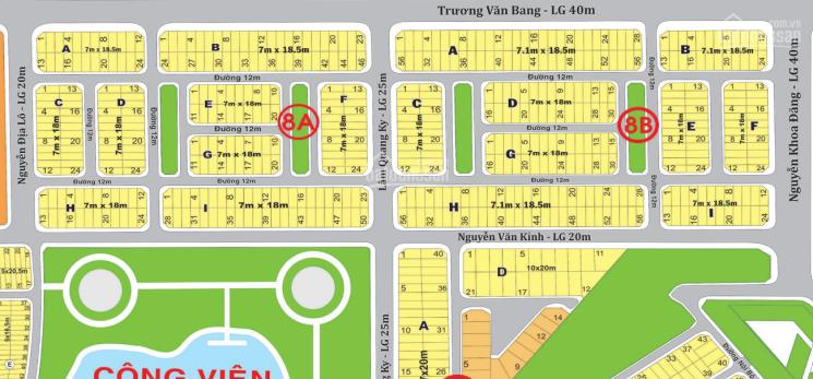 Bán đất KDC Phú Nhuận 2, P. Thạnh Mỹ Lợi, TP Thủ Đức (Quận 2 cũ) - 7x18.5m - Giá cực tốt! ảnh 0