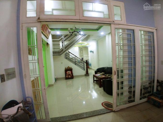 Bán nhà HXH 70m2 Phan Văn Trị, P7, Gò Vấp, 6.3 tỷ ảnh 0