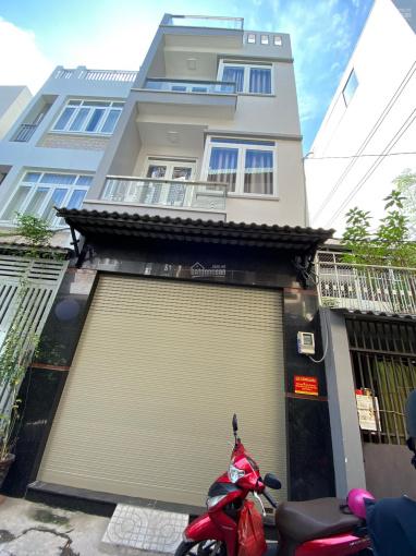 Hot! Bán nhà HXH 6m Đồng Đen (3.8x14m) sát MT đường, 4 tầng rất đẹp chỉ 6 tỷ 4 ảnh 0