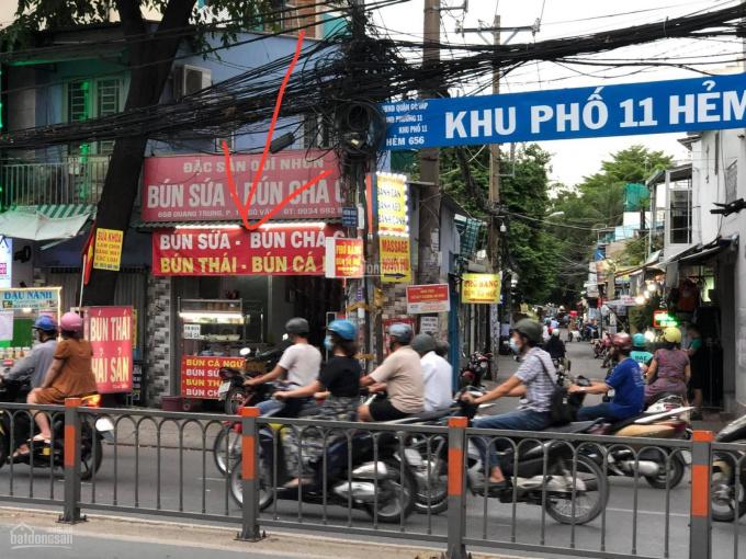 Cho thuê mặt bằng đường Quang Trung, Gò Vấp. Liên hệ ngay 0938136976 chị Linh ảnh 0