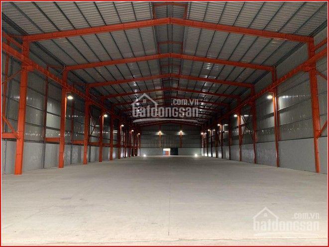 Cho thuê kho xưởng 650m2 đường Trần Đại Nghĩa, Q. Bình Chánh, giá 35tr/tháng xin LH: 096.6900.650 ảnh 0