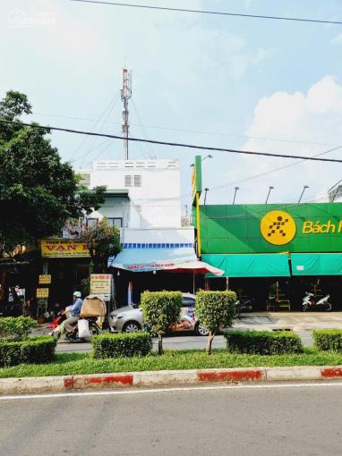 Bán nhà mặt tiền kinh doanh đường Nguyễn Cửu Đàm, 4mx17m, giá 11.2tỷ, P Tân Sơn Nhì, Q Tân Phú ảnh 0