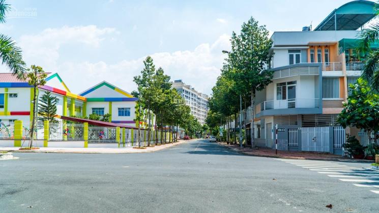 Bán nhà trong khu Hiệp Thành 3 TP Thủ Dầu Một, DT 5x20m. Đường 8m, vỉa hè 4m giá rẻ ảnh 0