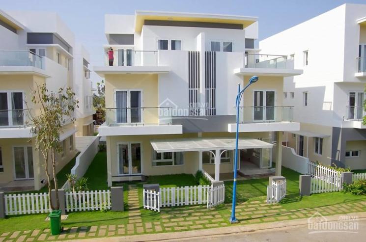 Chính chủ cho thuê nhà phố Melosa Khang Điền 5x16m, full nội thất. Gọi ngay 0982667473 ảnh 0