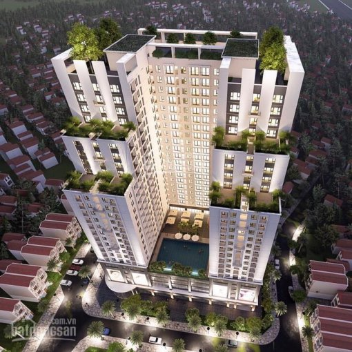 Chính chủ bán căn 2PN ban công Đông Nam tầng 16 dự án chung cư Geleximco 897 Giải Phóng ảnh 0