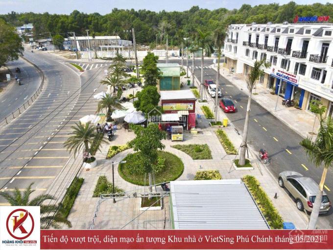 Khu nhà ở thương mại đẹp giá đầu tư VietSing Phú Chánh ảnh 0