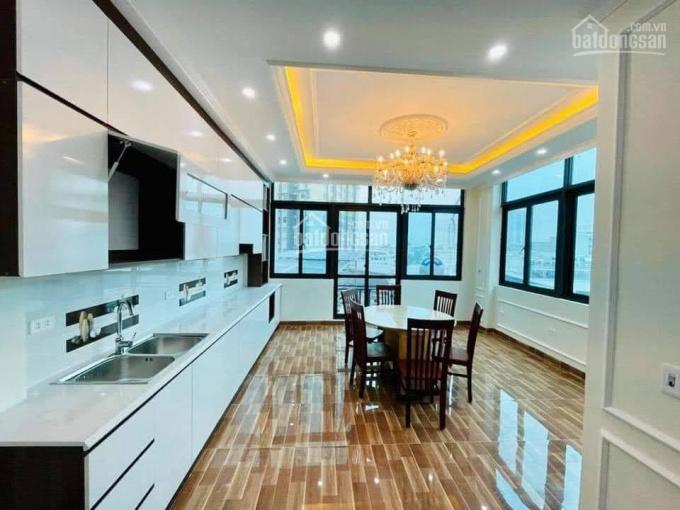 Bán nhà mặt phố Quán Thánh 46m2 x 5 tầng MT 8m 27.9 tỷ Ba Đình kinh doanh sầm uất ảnh 0