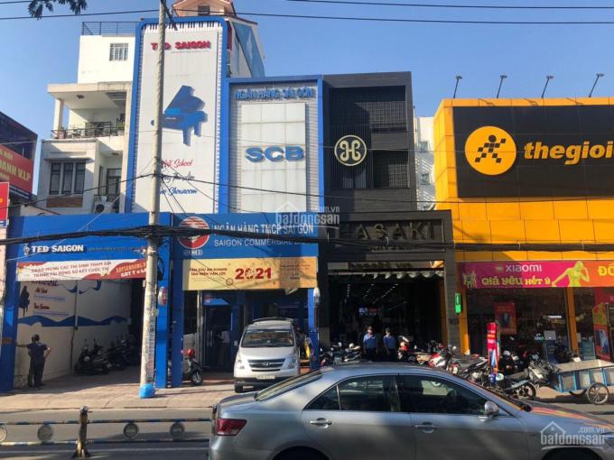 Nhà mặt tiền Nguyễn Thị Thập, 1 trệt 2 lầu, kinh doanh ngay ảnh 0