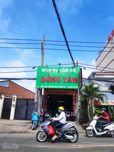 Bán nhà MTKD Bình Long ngay cây xăng Văn Cao (4x29m) đúc 1 lửng. Vị trí kinh doanh cực đẹp ảnh 0