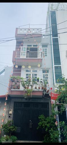 Chính chủ cần bán nhà hẻm nhựa 6m Lê Sát quận Tân Phú giá tốt ảnh 0