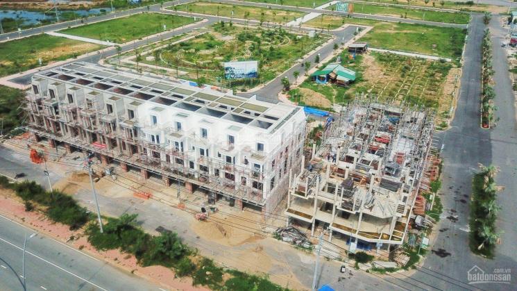 Cần bán lô đất mặt tiền đường KCN Tân Đức, Galaxy Hải Sơn, Đức Hòa. Long An ảnh 0