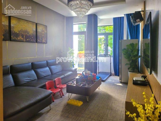Cần bán gấp nhà phố mặt tiền 1 trệt 2 lầu tại An Phú có DT đất 80m2 ảnh 0