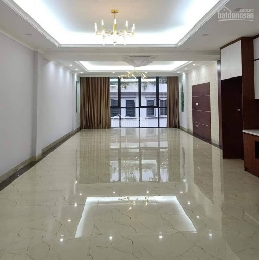 Tòa nhà mới ô tô thang máy VP, khách sạn ngõ 204 Trần Duy Hưng 111/118m2 x 8 tầng, MT 5.5m, 32 tỷ C ảnh 0