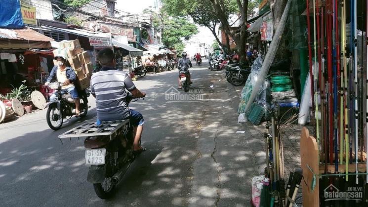 Chính chủ cần bán nhà mặt tiền Phan Văn Khỏe, Quận 5, nhà 1 trệt 1 lửng, giá tốt 20 tỷ, DT 155m2 ảnh 0
