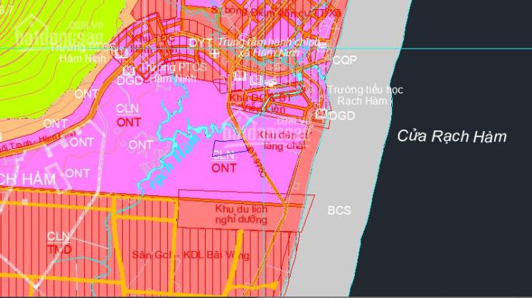 Bán 24 công mặt tiền gần 90m nở hậu, quy hoạch đất ở, không dự án Hàm Ninh, Phú Quốc ảnh 0