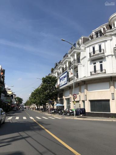 Bán nhà biệt thự liền kề phường 7 khu Cityland Center Hill 1 trệt 3 lầu, hiện tại đang để trống ảnh 0