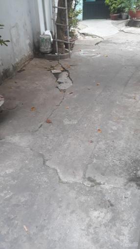 Cho thuê nhà gác suốt 2 PN, đối diện trường học Quang Trung, P10, Gò Vấp ảnh 0