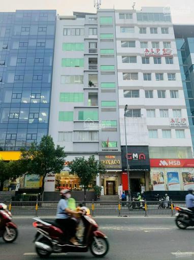 Bán nhà mặt tiền Chu Văn An ngang 4.5m dài 30m tặng GPXD 1 hầm 7 lầu ảnh 0