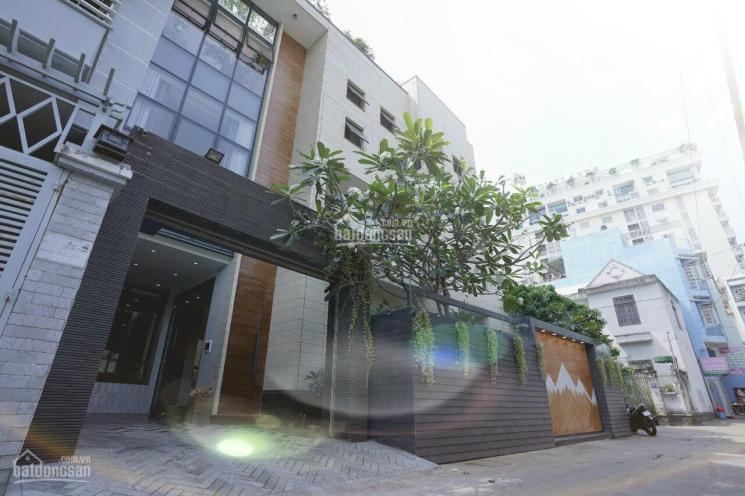 Bán gấp biệt thự Bành Văn Trân, P7, Tân Bình, DT: 9x25m, 4 tầng, CN: 201m2, giá: 23tỷ TL, 110tr/m2 ảnh 0