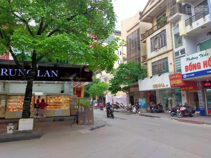 Bán nhà mặt phố Lê Lợi, Hà Đông - mặt tiền 5.5m - Giá 18.5 tỷ ảnh 0