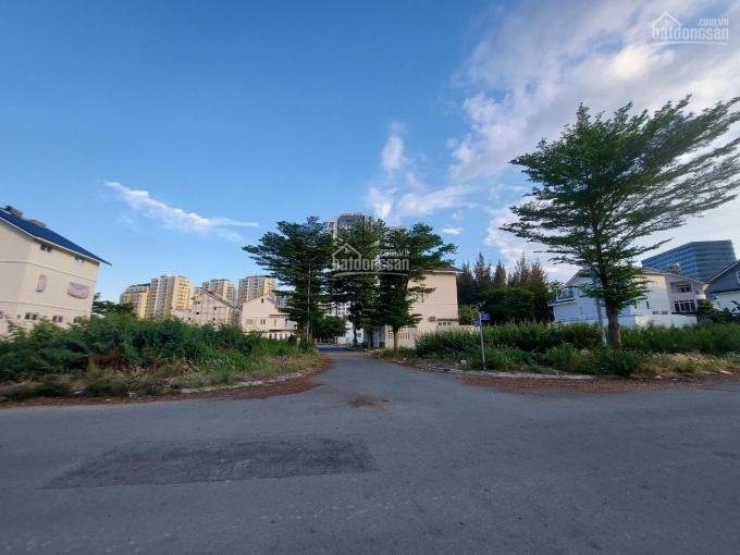 Giỏ hàng BĐS KDC Sadeco NNGT P. Tân Phong Q7 diện tích 12.5x20m, XD hầm trệt 2 lầu, giá từ 23 tỷ/lô ảnh 0