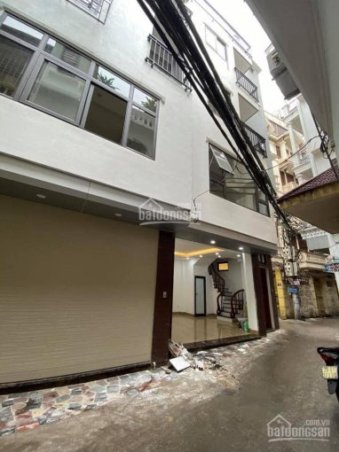 Cho thuê nhà Hoàng Văn Thái 60m2*5T, ô tô chui nhà, nhà mới, khu phân lô Công An giá 15tr/th ảnh 0