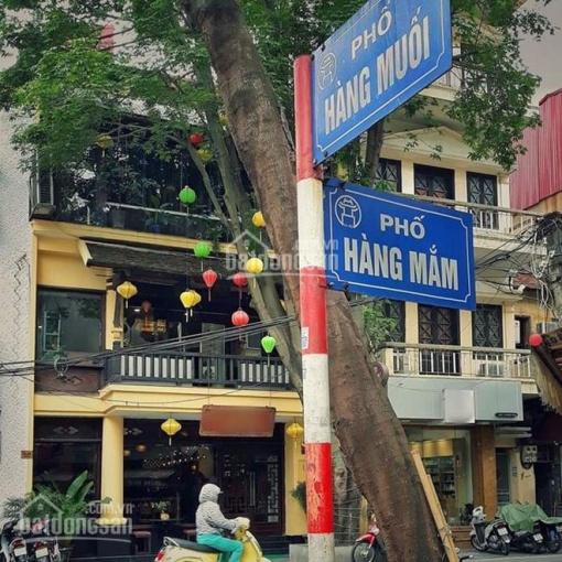 Mặt phố Hàng Mắm, Hoàn Kiếm 35m2x 7 tầng mặt tiền 4.24m giá siêu hời 0888859228 kinh doanh ngày đêm ảnh 0