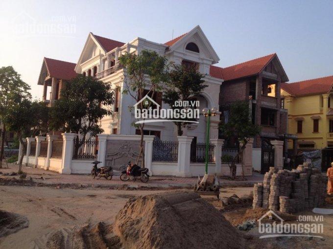 Chính chủ bán gấp biệt thự Pháp Vân Hoàng Mai, Hà Nội giá bán 20 tỷ căn 300m2, LH 0913655196 ảnh 0
