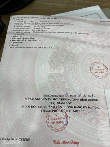 Chính chủ gửi đất Hiệp Thành Nguyễn Đức Thuận 30m, xây nhà quá ô tô 7 chỗ, 0918148450 ảnh 0