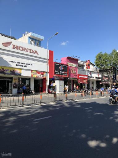 Mặt tiền Quang Trung, P10 GV 4x14m 1 lầu 2PN đoạn kinh doanh sầm uất gần chợ HTT ảnh 0