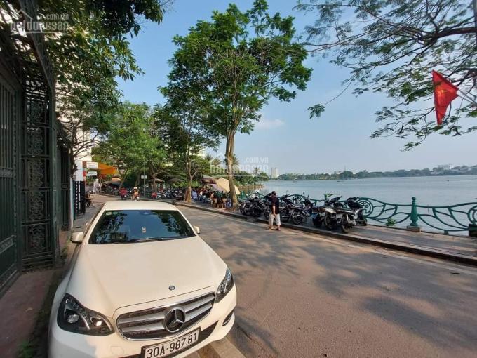 Siêu phẩm mặt hồ Hoàng Cầu mặt phố Mai Anh Tuấn 69m2, 4 tầng, MT 4m ô tô tránh 19 tỷ, Đống Đa ảnh 0