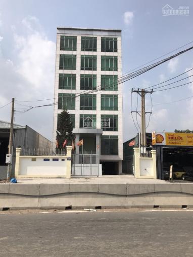 Cho thuê văn phòng, kho, xưởng tại tầng 5 toà nhà 295 Liên Phường - Phường Phú Hữu - TP Thủ Đức ảnh 0