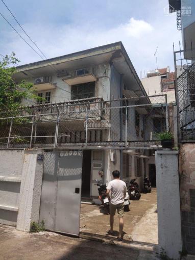 Cho thuê nhà số 26/2 Lam Sơn, Bình Thạnh, gần Phan Đăng Lưu, DT: 180m2, MT: 7m, nở hậu: 9m ảnh 0