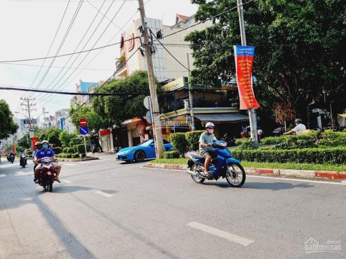 Bán nhà MTKD Nguyễn Cửu Đàm, 4mx18.5m, giá 11.2 tỷ, P. Tân Sơn Nhì, Q. Tân Phú ảnh 0
