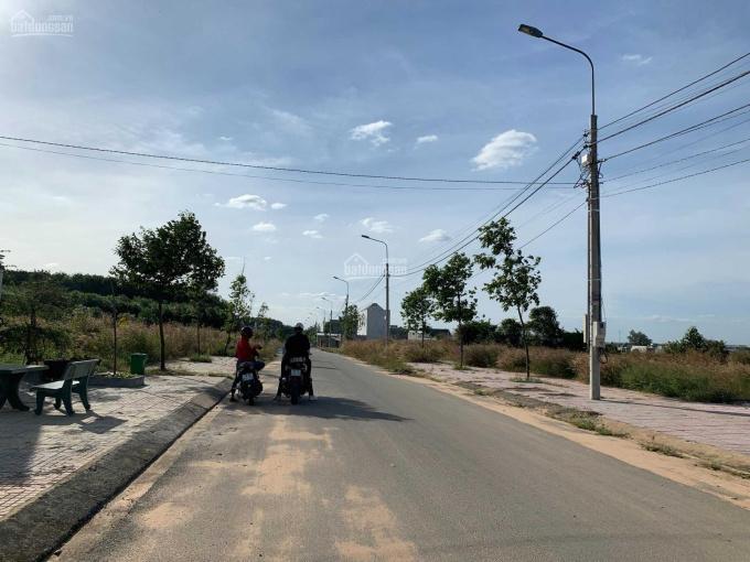 Bán đất MT QL13, Lai Hưng, Bàu Bàng, DT 100m2, giá chỉ 950 tr, sổ hồng sẵn ảnh 0