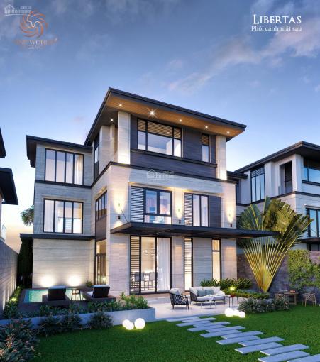 Đất Xanh Ra mắt biệt thự Mỹ - Libertas villa lần đầu tiên xuất hiện trên thị trường Nam Đà Nẵng ảnh 0