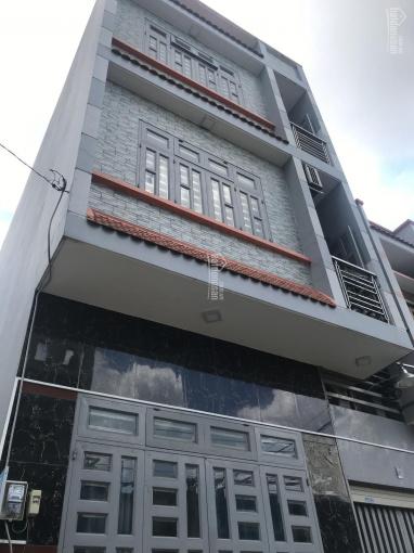 Nhà mặt tiền Nguyễn Sơn, Tân Phú 5x15m, SHR 3 tấm 4 phòng ngủ 6.6 tỷ(Tl) thuận tiện kinh doanh ảnh 0