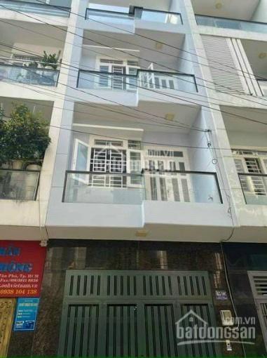 Bán nhà đường Gò Dầu - trường học Tân Bình (4.5x14m, 3.5 tấm nhà đẹp) ảnh 0