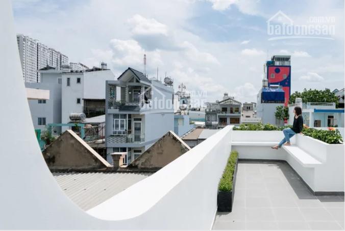 Nhà mới TK đẹp HXH Chu Văn An Bình Thạnh 4,6x13m CN 52m2 full NT korea gía 9,5 tỷ call 0973802876 ảnh 0