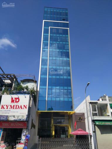 Bán khách sạn 206 đường 3/2, Quận 10, 14mx30m, 8 tầng, 60 phòng, giá tốt 290 tỷ. LH 0945.848.556 ảnh 0