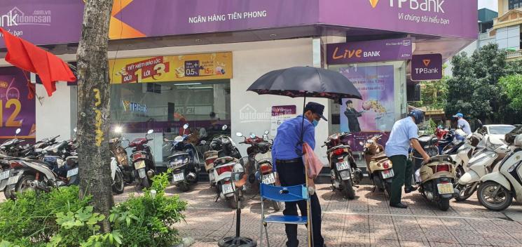 Bán tòa nhà thông sàn mặt phố Nghi Tàm, P. Yên Phụ. 350m2, 6 tầng MT 10.2m, giá 69 tỷ, 0963911687 ảnh 0