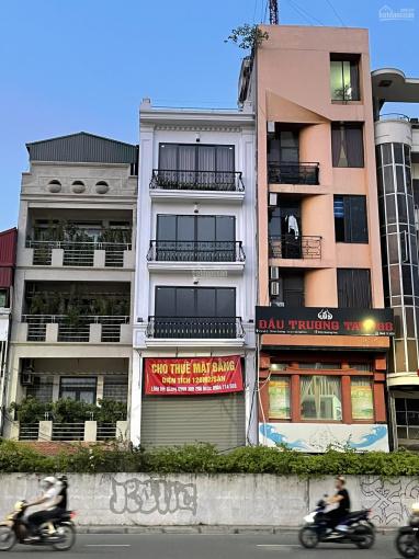 Chính chủ cho thuê nhà phố 6 tầng 120m2/1 tầng để ở hoặc làm văn phòng tại Nghi Tàm ảnh 0