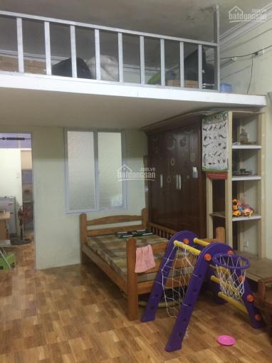 Bán căn hộ tập thể bệnh viện E ngõ 81 Trần Cung, DT sổ đỏ 18,5m2, DT cơi nới 45m2, giá 790tr ảnh 0