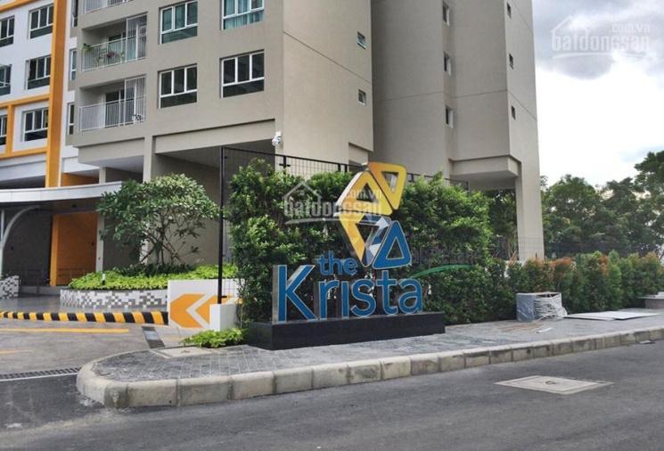 Cần bán gấp căn hộ 77.8m2 2PN2WC The Krista Capitanland Q2, giá rất tốt, đã có sổ hồng ảnh 0