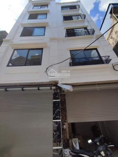 Bán nhà khu vực Lê Trọng Tấn, Hoàng Văn Thái, TT Thanh Xuân, 55m2, 6 tầng thang máy, ô tô trong nhà ảnh 0