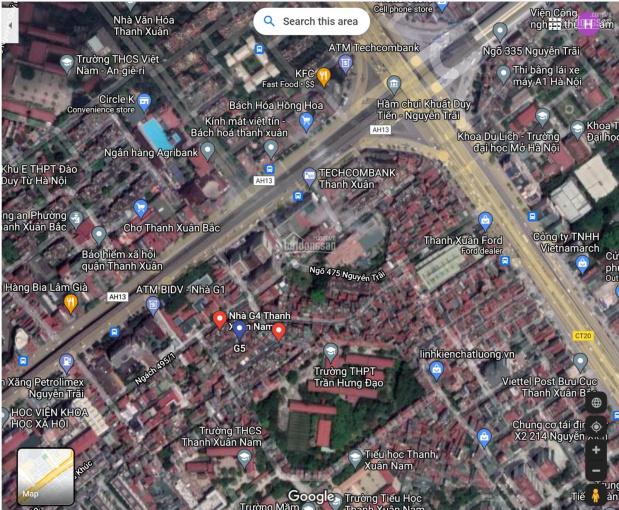 Bán nhà tập thể 32m2, G5, Thanh Xuân Nam ảnh 0
