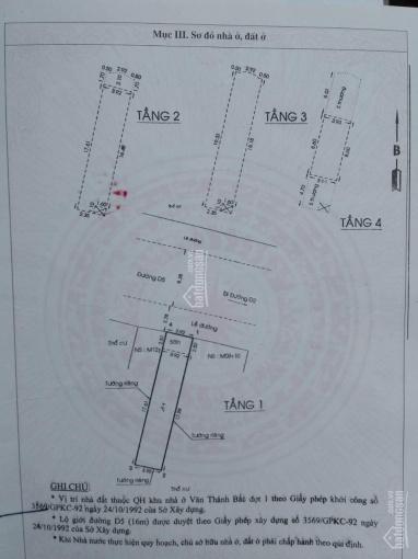 Cần bán nhanh nhà mặt tiền đường D1, P. 25, Bình Thạnh. DT: 4 x 20m, 3 lầu, HĐT 43 tr/th, giá 21 tỷ ảnh 0