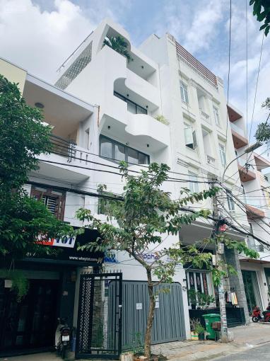 Kẹt vốn cần bán gấp toà nhà CHDV đường Số 85, Tân Quy, Q7. DT 7.4x19m, TK 31 phòng, HĐ thuê 90tr/th ảnh 0