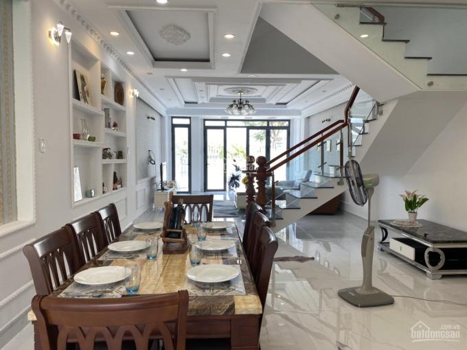 Biệt thự mini sân vườn 6x15m, giá chỉ bằng căn nhà hẻm Hóc Môn, kẹt tài chính, chủ cần bán gấp ảnh 0